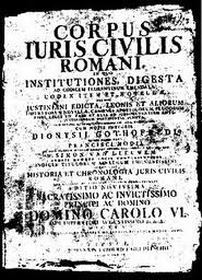 Derecho Romano Quid Prodest